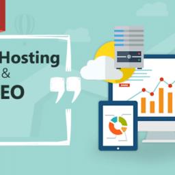 SEO - Was spielt der Webhosting für eine Rolle.
